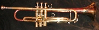 Chicago Brass Works Trumpet Photo