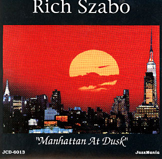 Album Manhattan At Dusk by Rich Szabo
