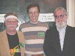Allan Ware, Rich Szabo, Dennis Noday