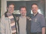 RIch, Greg Black, Steve Dillon